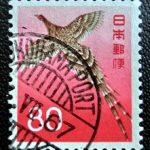 旧ヤマドリ欧文櫛型印