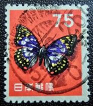 旧オオムラサキ分室櫛型印