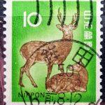 ニホンジカ昭和50年戦後型表示和文機械印