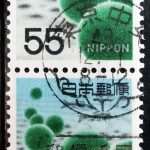 新マリモ55円ペアの和文機械印
